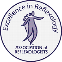 Association of Reflexologists - logo.