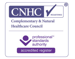 CNHC Registered: Complementary & Natural Healthcare Council